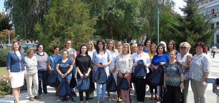 СДСМ Прилеп: Во пресрет на новата учебна година, помош за социјално загрозените семејства