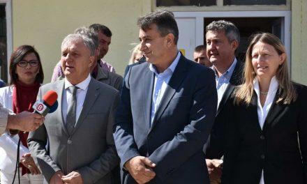 """Отворена е експозитура на """"Македонски пошти"""" во с. Канатларци"""