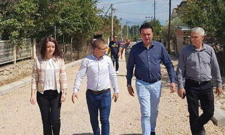 Сугарески: Општините ќе добијат 100 милиони евра за водоводна и канализациона инфраструктура
