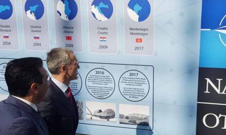 Членството во НАТО е тест за македонскиот БДП