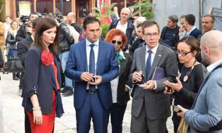Министерство за култура: Потпишан договор за грант за Чифте амам