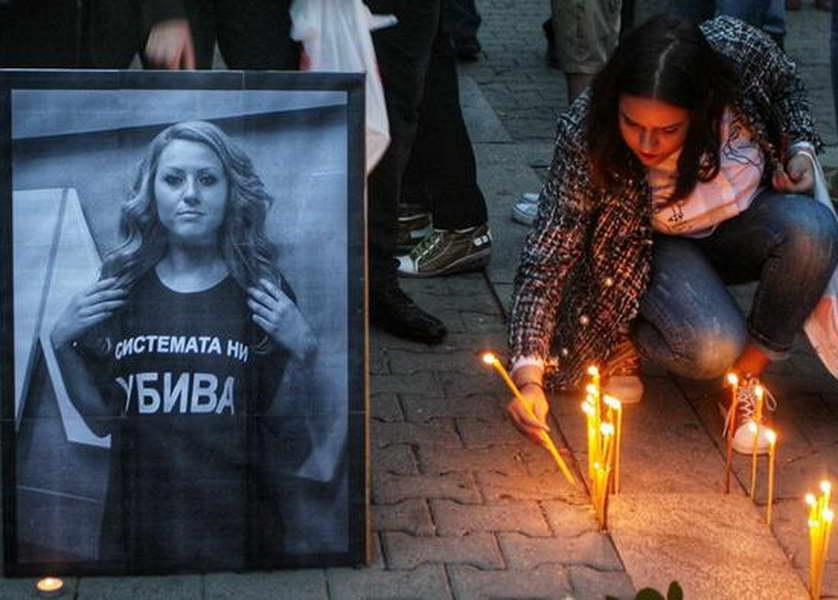 Красимиров го призна убиството на Маринова, но не и силувањето