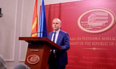 Тевдовски: Со ребалансот на Буџетот им се помага на општините да ги намалат долговите