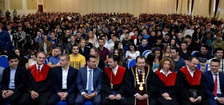 Рекорден број запишани студенти на ФИНКИ, младите знаат дека ИТ индустријата носи добра работа после студиите