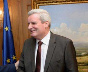 Герберих: Владата и опозицијата да ја спроведат волјата на населението за излез од чекалната на ЕУ и НАТО