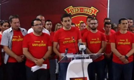 ВМРО-ДПМНЕ го разреши заменикот генерален секретар, реформаторот Петар Богојески