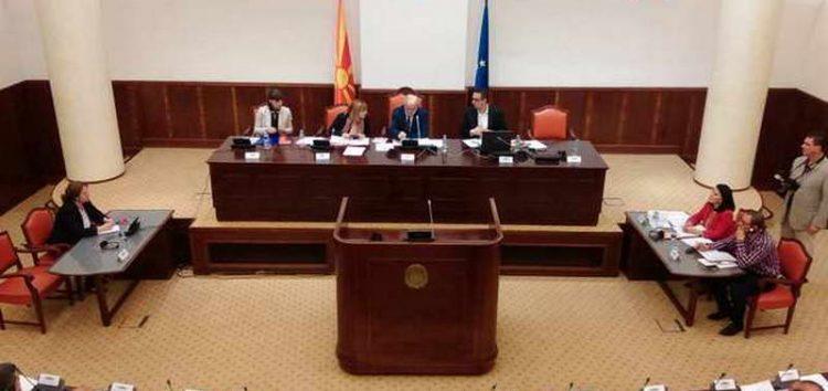 Втор ден комисиска расправа за уставните измени