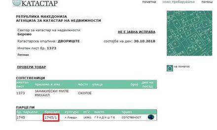 Костадинов: Дали молкот на антизападниот Мицкоски се обид да ги сокрие врските со Миле Јанакиески?