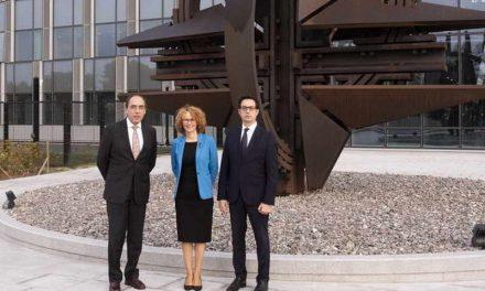 Во седиштето на НАТО во Брисел започнаа пристапните разговори за членство во НАТО