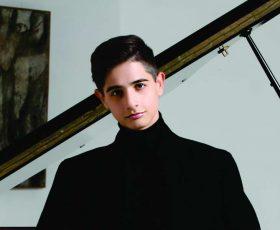 Концерт на младиот пијанист Арда Мустафаоглу