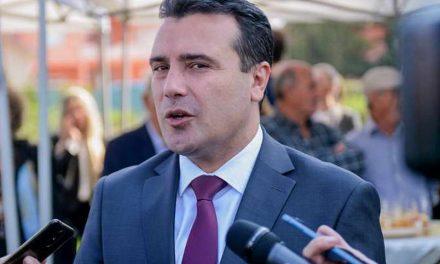 Заев: Нема политички договор со Груевски, тој ќе се врати и ќе ја служи казната