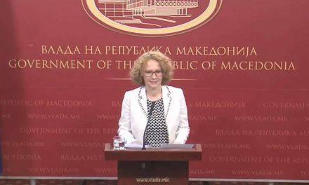 Шекеринска: Историскиот глас на пратениците, беше глас против изолација, несигурност, сиромаштија и против нови политички кризи