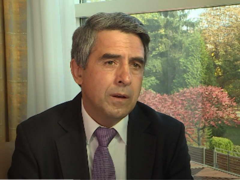 Плевнелиев: Бојкотот е голема грешка на ВМРО-ДПМНЕ
