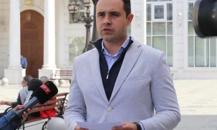 Костадинов: Поврзаноста на Мицкоски со Миленко Неделковски потврдува дека нема ништо сменето во ВМРО-ДПМНЕ