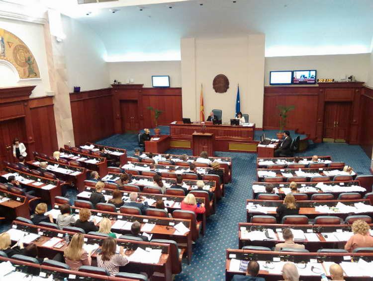 Нацрт-амандманите за промена на Уставот до петок ќе се достават во Собранието