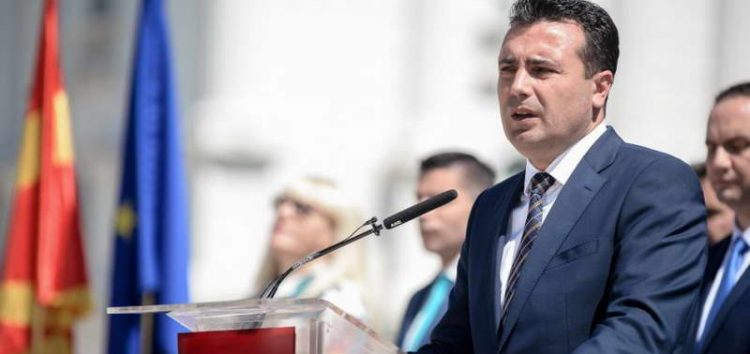 Заев: Барањата на ВМРО-ДПМНЕ се апсолутно неприфатливи