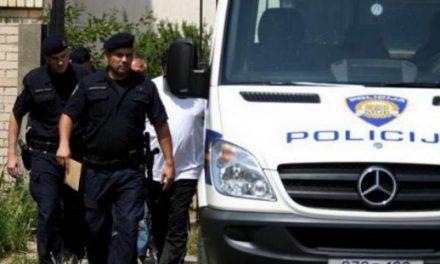 Двајца полицајци убиени на должност во Сараево