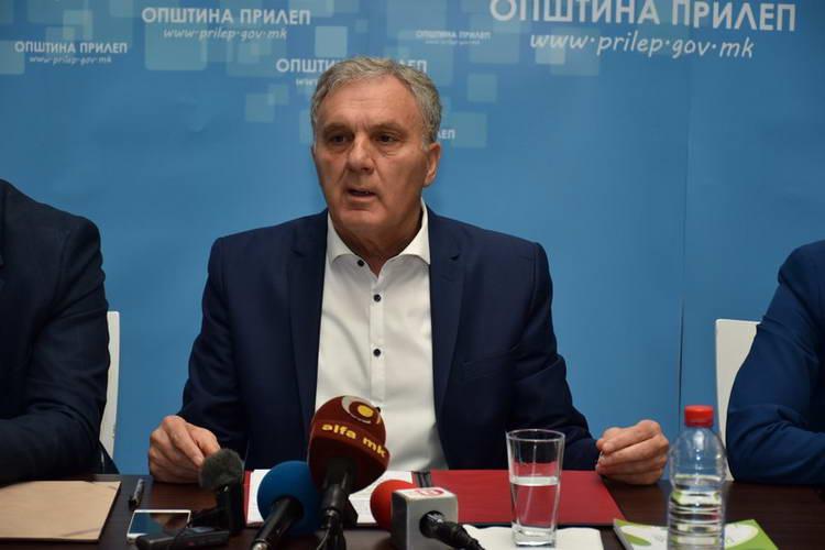"""Резиме на градоначалникот Илија Јованоски за едногодишното работење: """"Долгот на Општина Прилеп е нула денари!"""""""