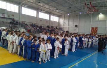 """Преку 200 учесници на 17. Меѓународен турнир во џудо """"Прилеп Опен 2018"""""""