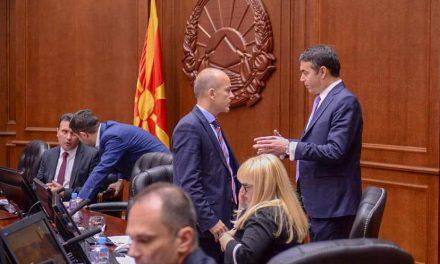 Владата го усвои предлог-Буџетот за 2019 година