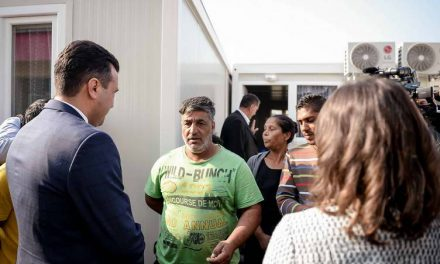 Заев во Визбегово: Се грижиме за секој поединец, секој заслужува еднакви можности за инклузија во општеството