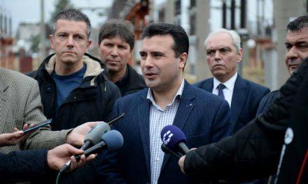 Заев: Откако сум премиер, со Груевски сум немал комуникација (видео)