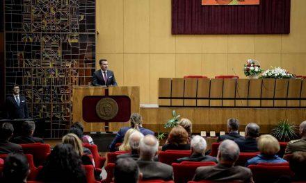 Заев на 70 годишнината од основањето на ИНИ: Историјата да им служи на животот и иднината, а не на поделбите и омразите