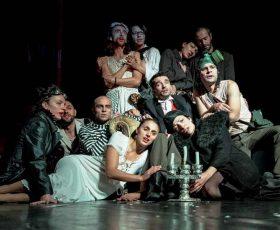 Три награди за прилепскиот театар на фестивалот во Никшиќ