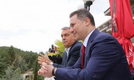 Веќе е решено за азилот на Груевски, тврдат унгарски медиуми