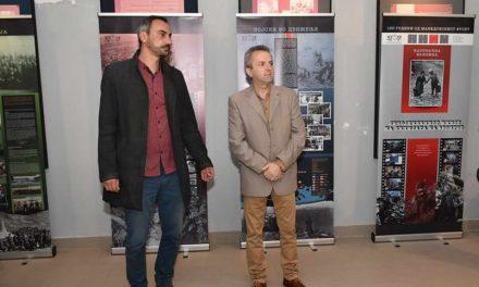 """Отворена изложбата """"100 години од Македонскиот фронт"""""""