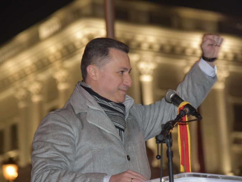 Собранието утре ќе одлучува за одземање на мандатот на Груевски