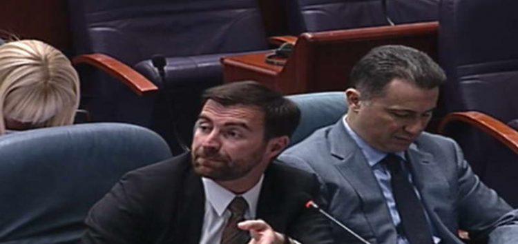 Собранието денеска ќе расправа за одземање на пратеничкиот мандат на Груевски