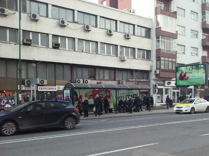 Град Скопје ќе прави мобилна апликација за споделување превоз заради намалување на загадувањето
