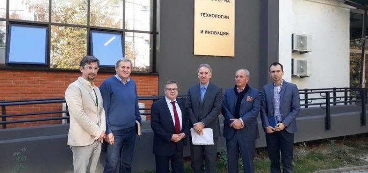 Соработка на иноваторите од Македонија и Франција