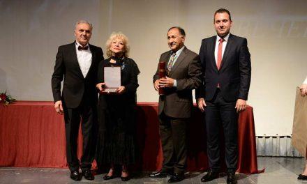 "Доделени наградите 3-ти Ноември, ""Златна плакета"" за дуетот Селимова-Желчески"