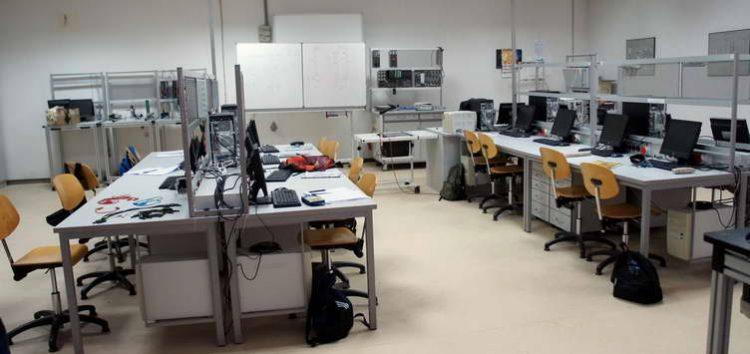 Битола: Со германска донација опремени два кабинета во Техничкото училиште