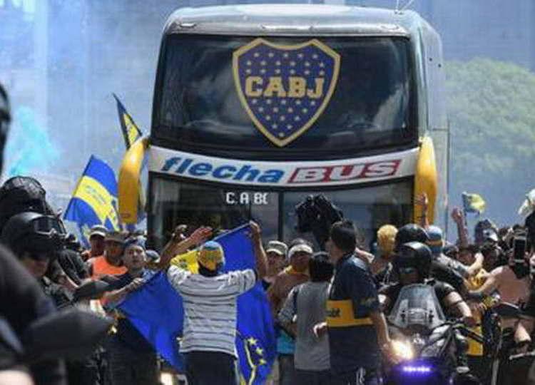 """Одложеното финале на """"Копа Либертадорес"""" ќе се игра вечерва во 21 часот"""