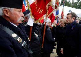 Стогодишнина од крајот на Првата светска војна – Макрон: Национализмот е предавство на патриотизмот!