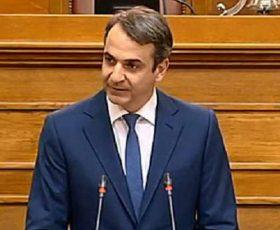 Мицотакис за ДВ: Ципрас го премина Рубикон со признавањето македонска нација