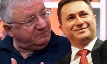 Шешељ: Српските четници го обезбедуваа Груевски до граничниот премин меѓу Србија и Унгарија, Хоргош (видео)