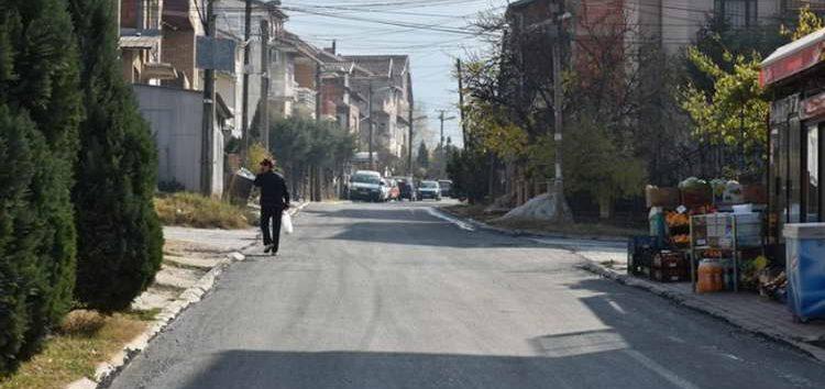 """Асфалтирана улицата """"Вера Циривири"""""""
