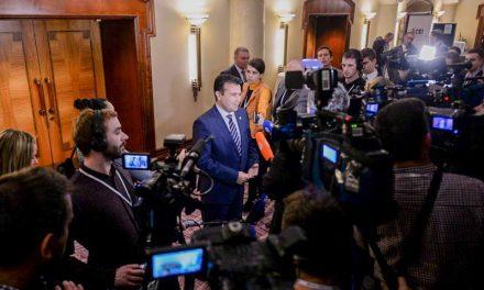 Заев од Самитот на ЦЕИ: Македонија ја има поддршката од европските земји за реализација на Договорот од Преспа