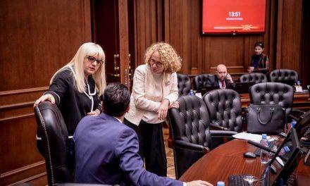 Владата го усвои и до Собранието го испрати финалниот текст на предлог амандманите 33,34,35 и 36 на Уставот