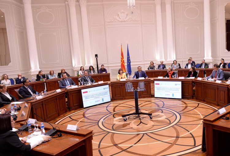 Во Владата потпишан меморандум за соработка за промоција на стручното образование