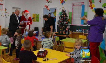 Илјада новогодишни пактечиња за дечињата во Делчево