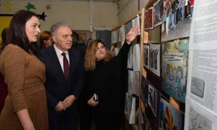 """ООУ """"Добре Јованоски"""" го реализираше проектот за унапредување на образовната инклузија на Ромите"""
