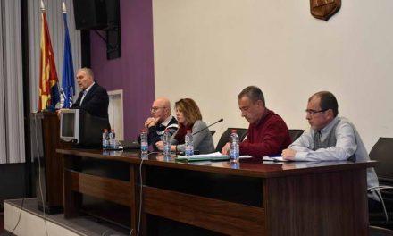 Градоначалникот Јованоски и претставниците на урбаните и месни заедници разговараа за приоритетите на граѓаните од општината