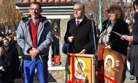 Прилеп го одбележа патронот на градот, Свети Никола
