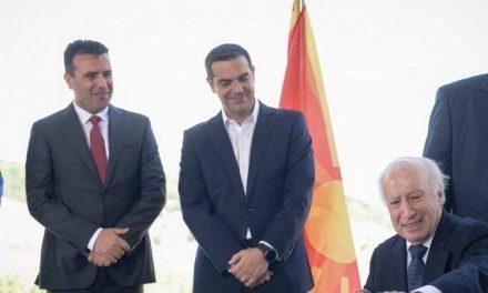Нимиц: Подготвен сум да им помогнам на Македонија и Грција ако е потребно