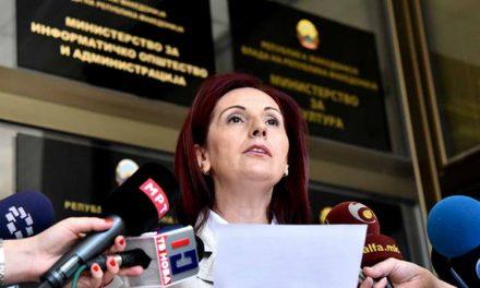 Александрова: Европратениците го поддржаа процесот за помирување